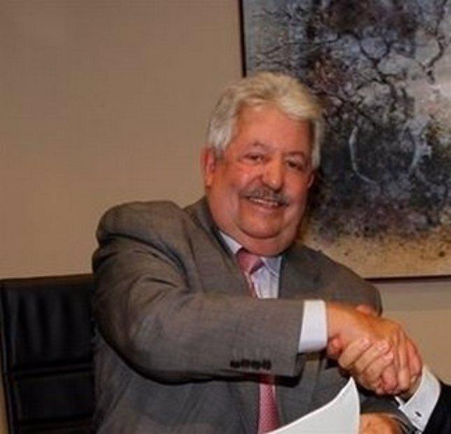 Rafael Esquivel, presidente de la Federación Venezolana de Fútbol