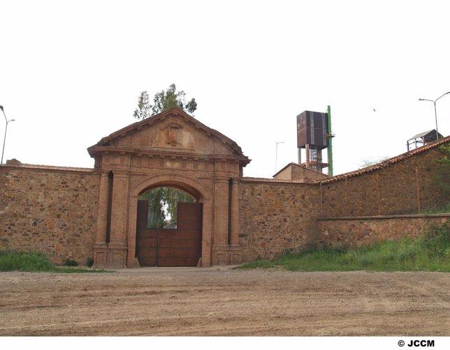 Exterior Minas De Almadén