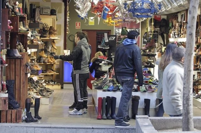 El comercio minorista aumentó sus ventas un 2,9