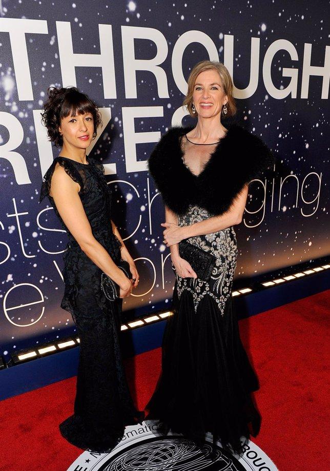 Emmanuelle Charpentier y Jennifer Doudna, Premio Princesa de Asturias