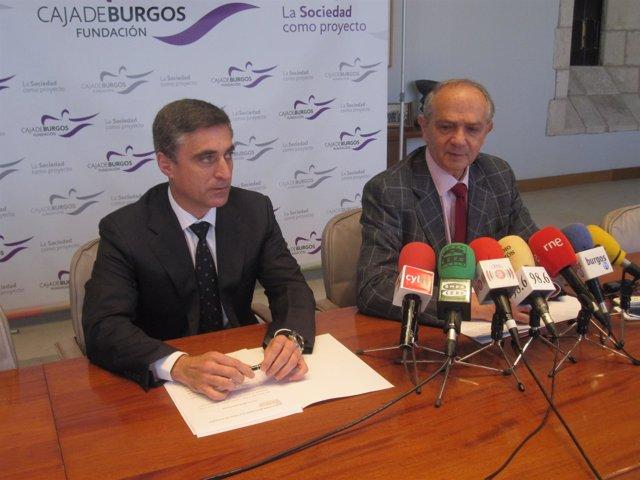 Fundación Caja de Burgos presenta la cuenta de resultados y su plan de actuación