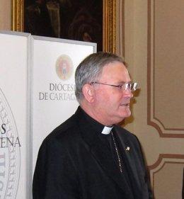 El Obispo, José Manuel Lorca Planes