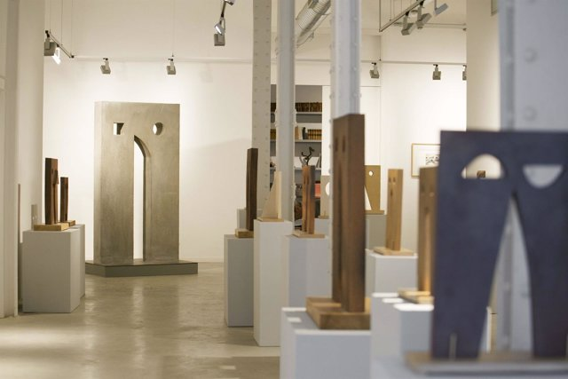 Exposición 'Escultures ceràmiques' de Manel Rovira