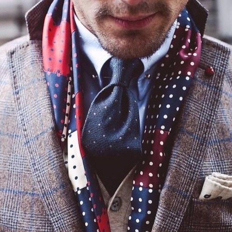 7 reglas de oro para llevar corbata que todo hombre debería saber