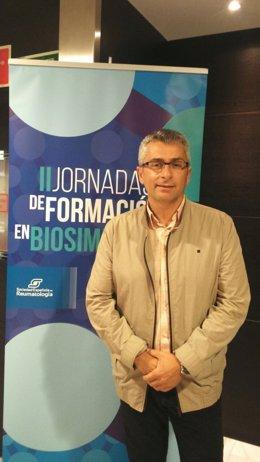 Imagen del doctor Manuel Castaño
