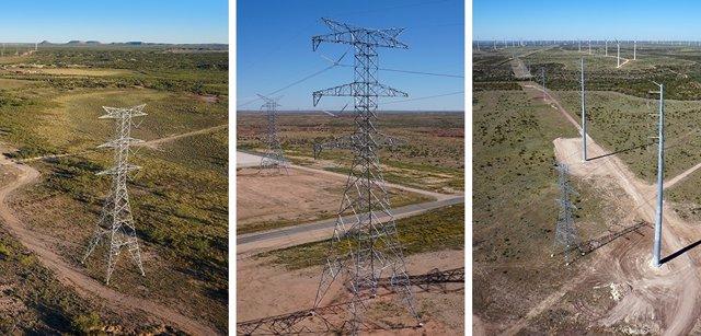 Isolux vende una red de alta tensión de Texas