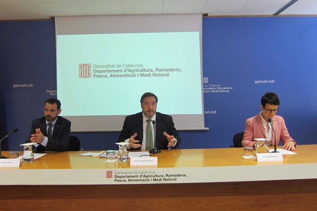 M.Molins, Josep Maria Pelegrí y Carme Ruscalleda