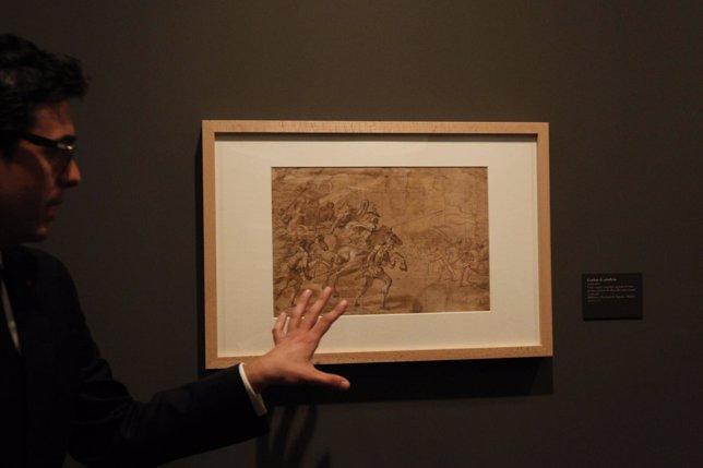 Exposición de Vicente Carducho en la Biblioteca Nacional
