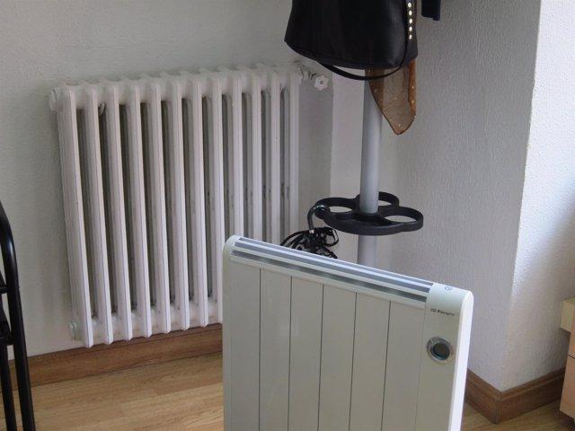 Calefacción, estufa