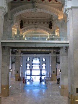 Interior Del Palacio De Cibeles