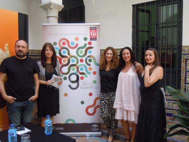 Presentación del ciclo 'Cine y flamenco'