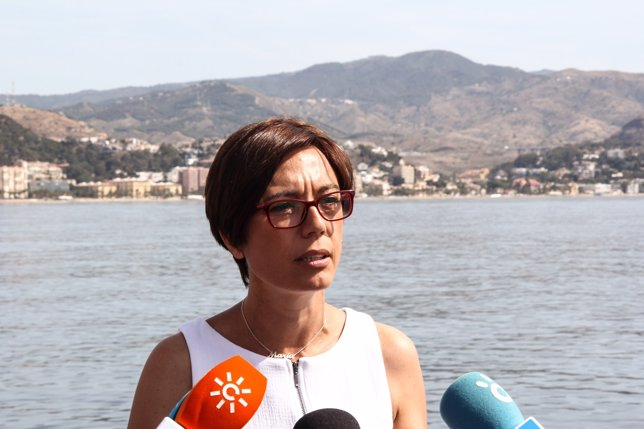 Candidata del PSOE Alcaldía Málaga, María Gámez