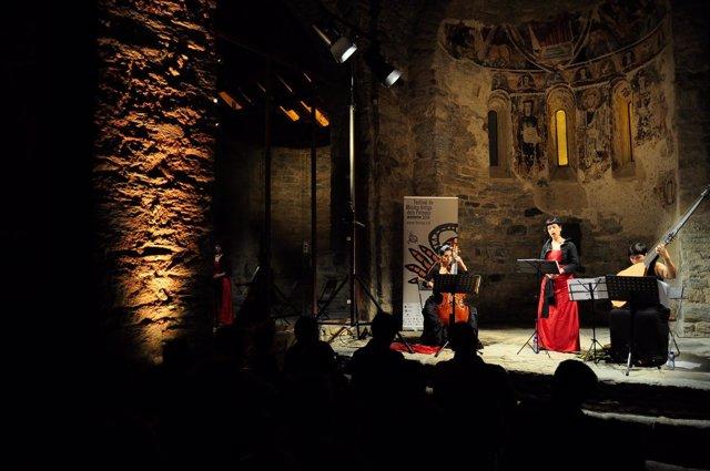 Un concierto del FeMAP 2014