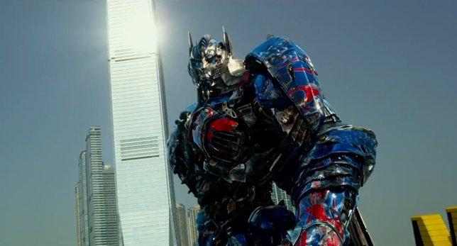 Nuevo Tráiler de Transformers 4