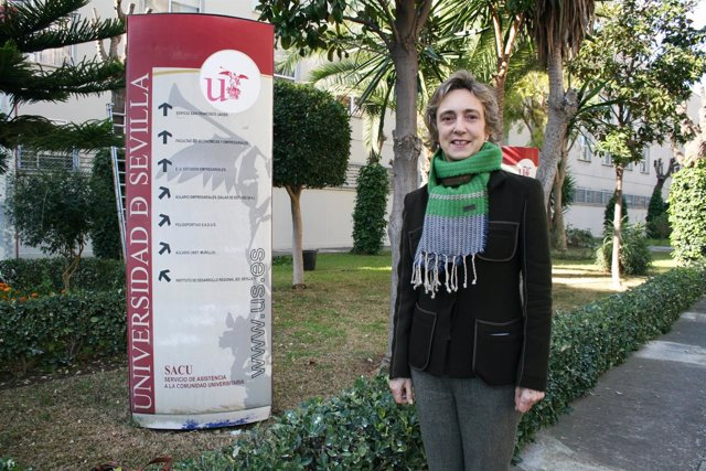 La catedrática de la US Lourdes Munduate