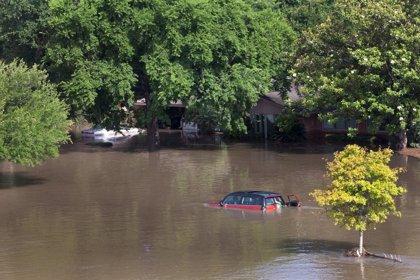 Texas y la parte este de Oklahoma esperan más lluvias e inundaciones