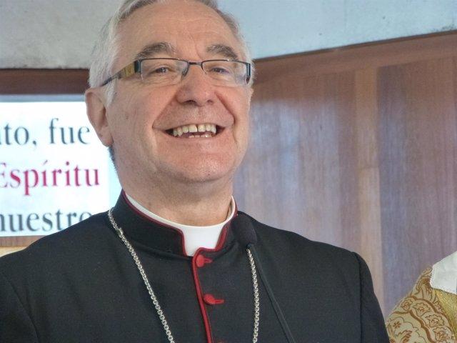 Sánchez Monge, nuevo obispo de Santander