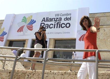 Colombia.- La canciller colombiana llega a La Habana para sumarse a las negociaciones de paz con las FARC