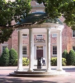 Universidad de Carolina del Norte en Chapel Hill