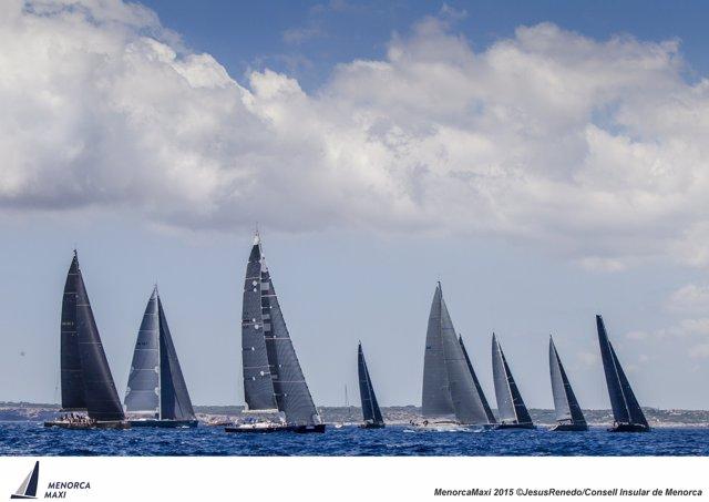 Open Season y Jethou, primeros líderes de la Menorca Maxi