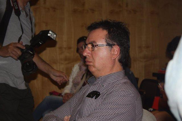Joaquim Homs durante el juicio.