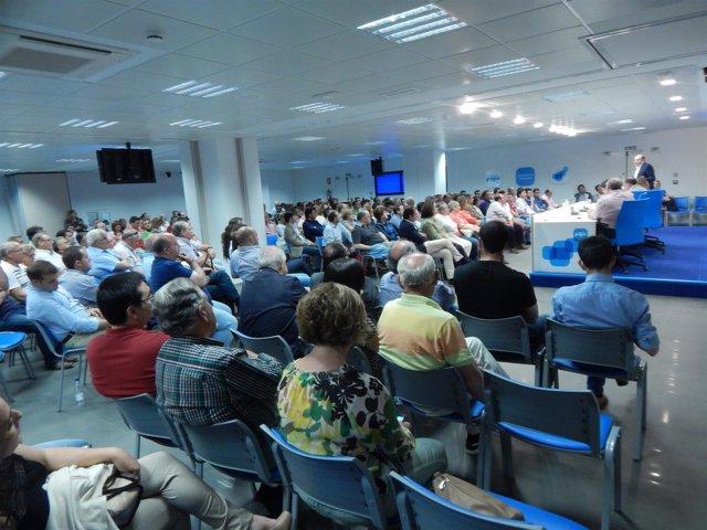 Junta Directiva Provincial del PP de Granada