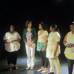 La Reina Doña Letizia en El Salvador