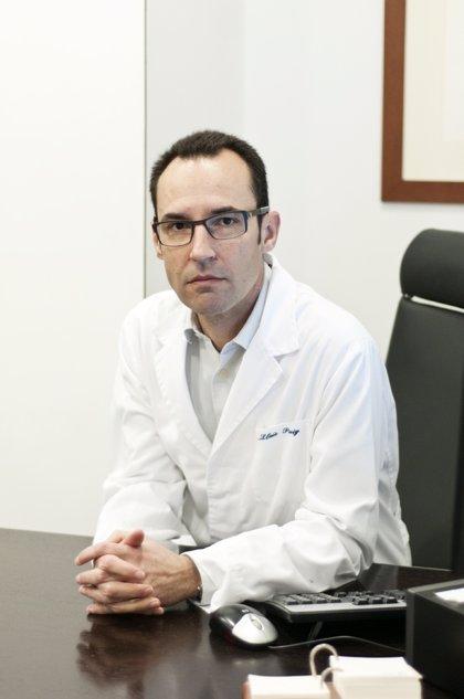 El doctor Lluís Puig Verdié, nuevo presidente de la SCCOT