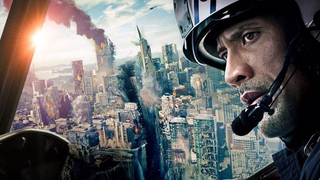 Sismólogos destrozan 'San Andreas', la película de Dwayne Johnson