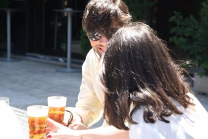 El consumo moderado de cerveza no modifica la circunferencia del brazo, cadera y cintura