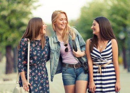 La pandilla de amigos en la adolescencia
