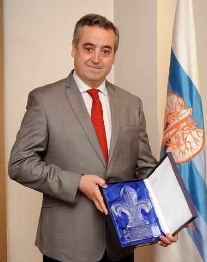 El presidente de la Asociación Española de Urología, distinguido por la Universidad de Luisiana (EE.UU.)