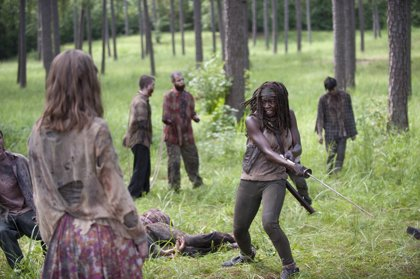 The Walking Dead: Las 5 mejores muertes de zombies