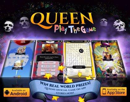 Queen lanza su propia app para smartphones y tablets