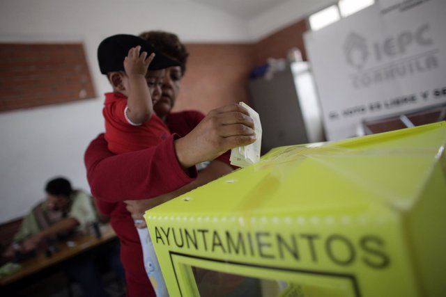 Elecciones municipales en México