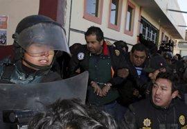 El empresario peruano Belaunde pagó casi un millón de dólares para fugarse