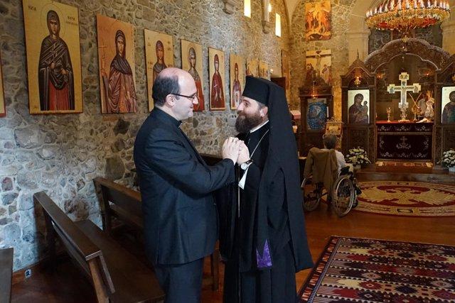 Resultado de imagen de Las iglesias ortodoxas en Bilbao