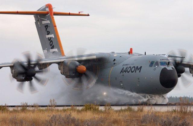 Levantado el secreto de sumario sobre la investigación del accidente del A400M