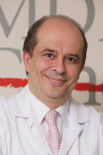 El doctor Chiva, miembro del Comité de Evaluación de Calidad