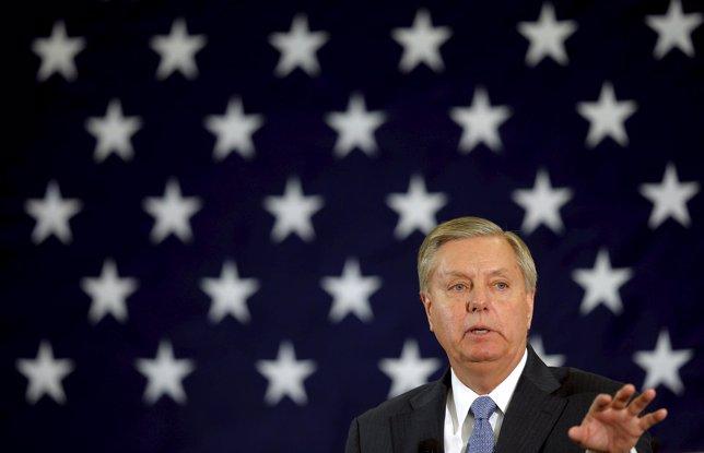 El senador republicano Lindsey Graham