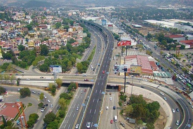 Viaducto Bicentenario México OHL