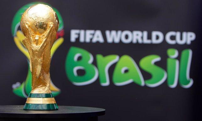 La Copa Mundial de la FIFA Brasil 2014.