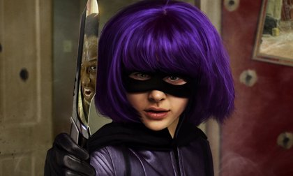 Hit-Girl, el spin-off demasiado loco de Kick-Ass