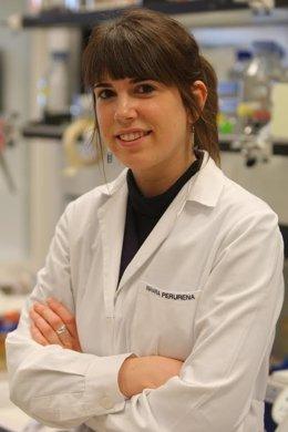 Naiara Perurena, investigadora del CIMA.