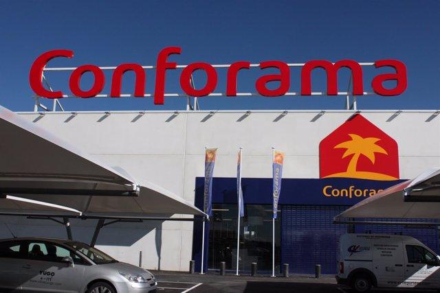 CONFORAMA , CC  ABADIA
