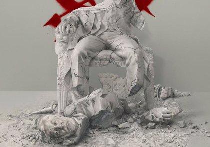 Los Juegos del Hambre Sinsajo 2: El Capitolio cae en el nuevo cartel