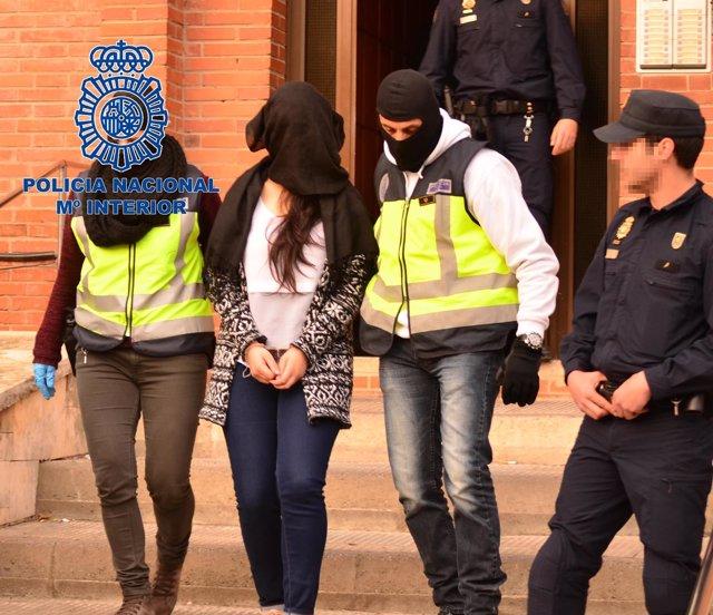 La Policía desarticula una célula yihadista en España