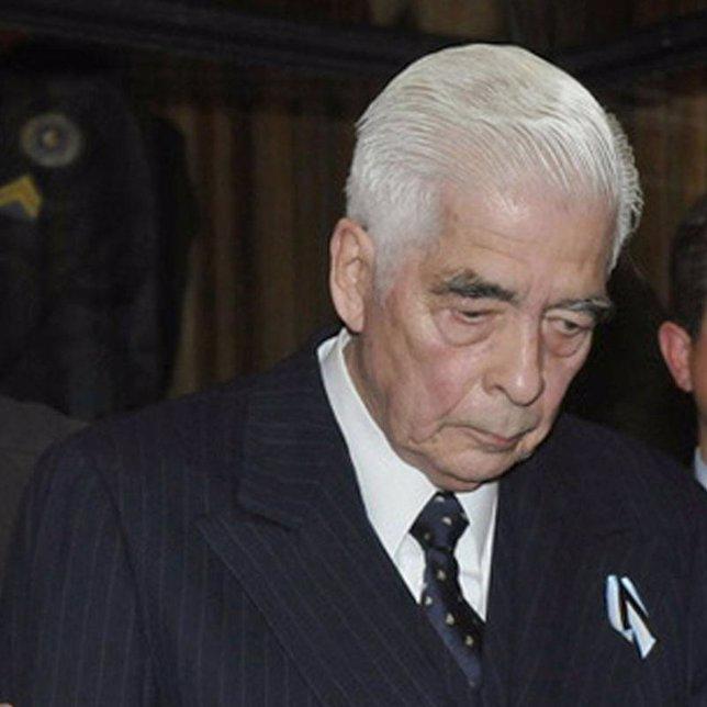 El ex represor Luciano Benjamín Menéndez