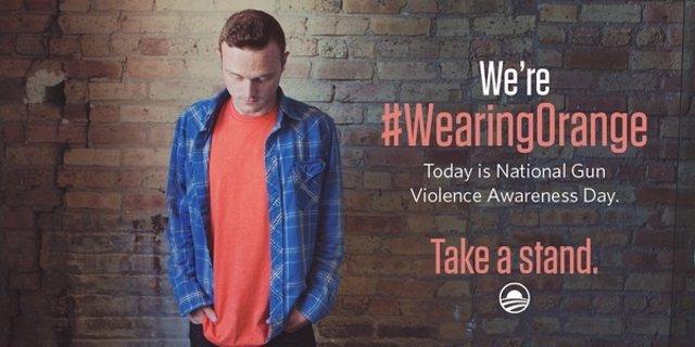 Campaña contra la violencia armada en EEUU