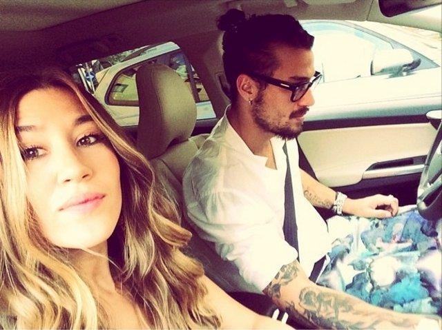 Osvaldo y Jimena
